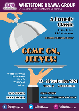 Come On Jeeves Poster .png