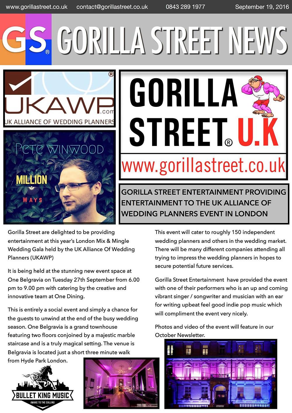 Gorilla Street News