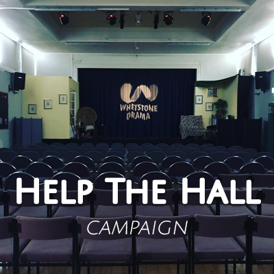 Help The Hall donation