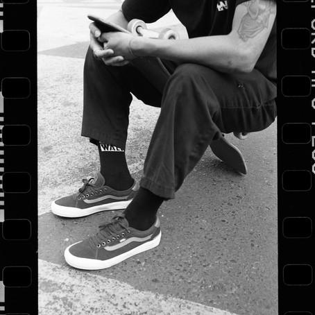 Editorial Vans Skate