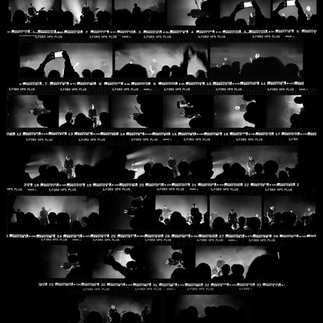 One Roll: Explosions in The Sky