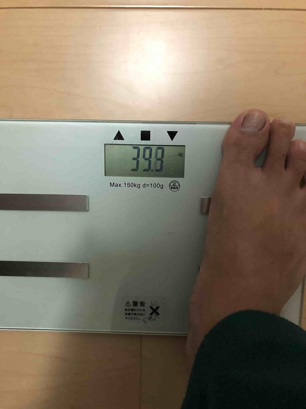 肥満と腰痛