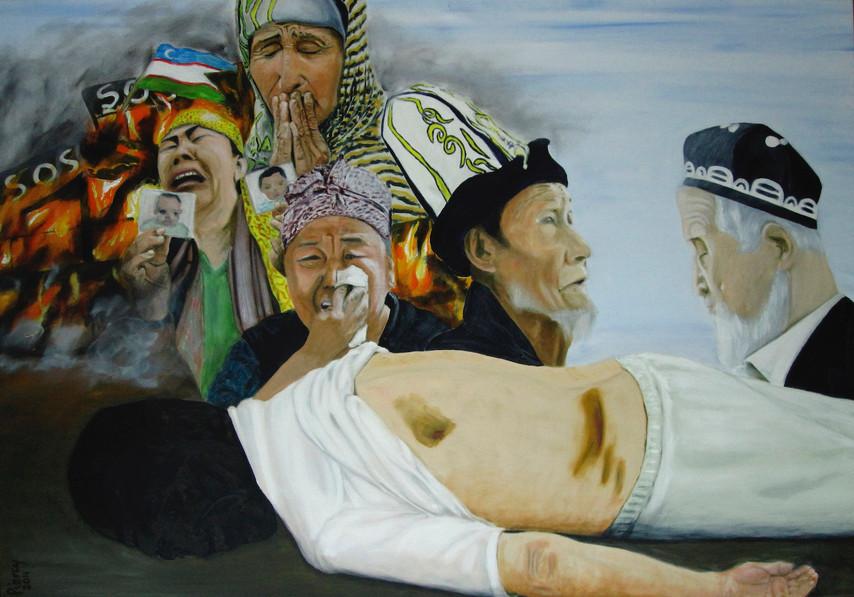 AZIMZHAN ASKAROV  Kyrgyzstan