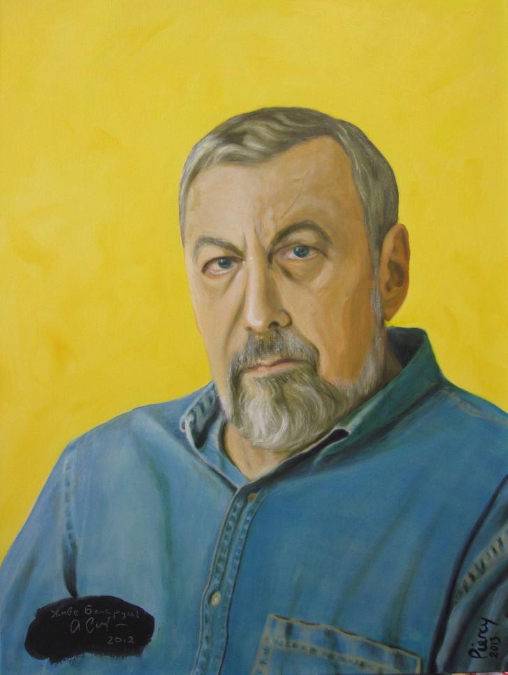 ANDREI SANNIKOV  Portrait