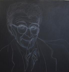 Eamon Keane study drawing