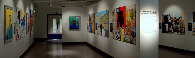 The-Black-Portraits-exhibition-at-Discov