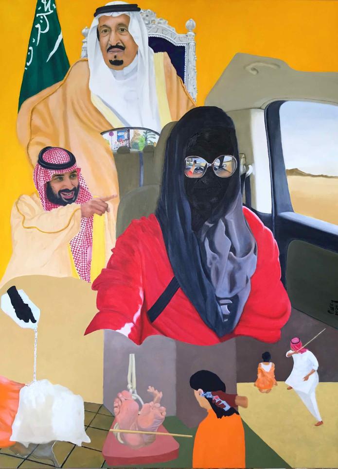 LOUJAIN al-HATHLOUL   Saudi Arabia