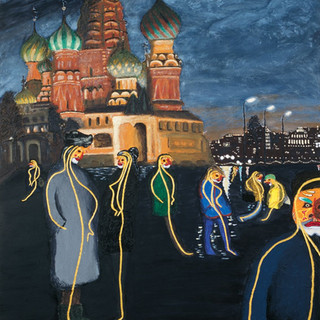 MEETING IN RED SQUARE
