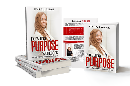 Pursuing Purpose Book & Workbook
