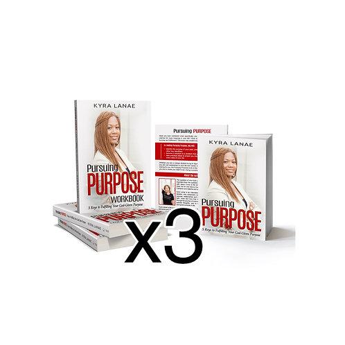 Pursuing Purpose 3 Books & 3 Workbooks