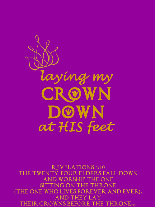 Crown Down Magnet