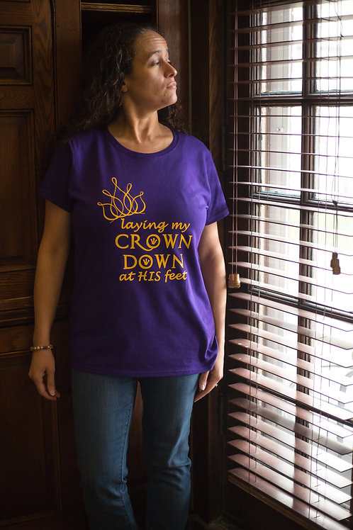 Women's Crown Down Tee