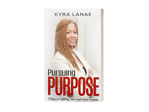 Pursuing Purpose Book