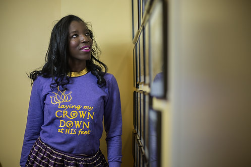 Women's Crown Down Sweatshirt