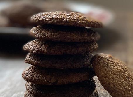 Suklaa- pikkuleivät