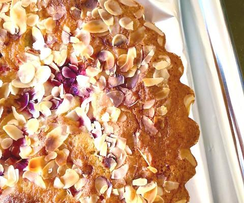 Sitruunainen Marjapiirakka (Elle Mat&Vin)