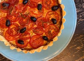 Provencen Tomaattipiiras