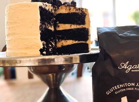 MAT Ravintolan Paholaisen suklaakakku- gluteeniton versio :)