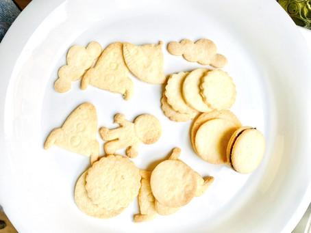 Gluteenittomat Sokeripikkuleivät