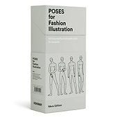 Poses for Fashion Illustration - Mens Edition