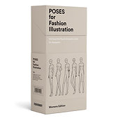 Poses for Fashion Illustration - Womens Edition