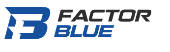 Logo Factor Blue