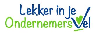 Logo Lekker in je Ondernemersvel