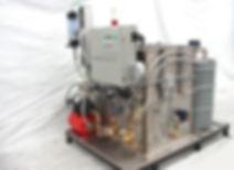 Closed Loop Water Filtration System, Non Destructive Testing, NDT, Fluorescent Penetrant Inspection, FPI