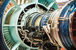 Aircraft Engine, Non Destructive Testing (NDT) for the aviation industry