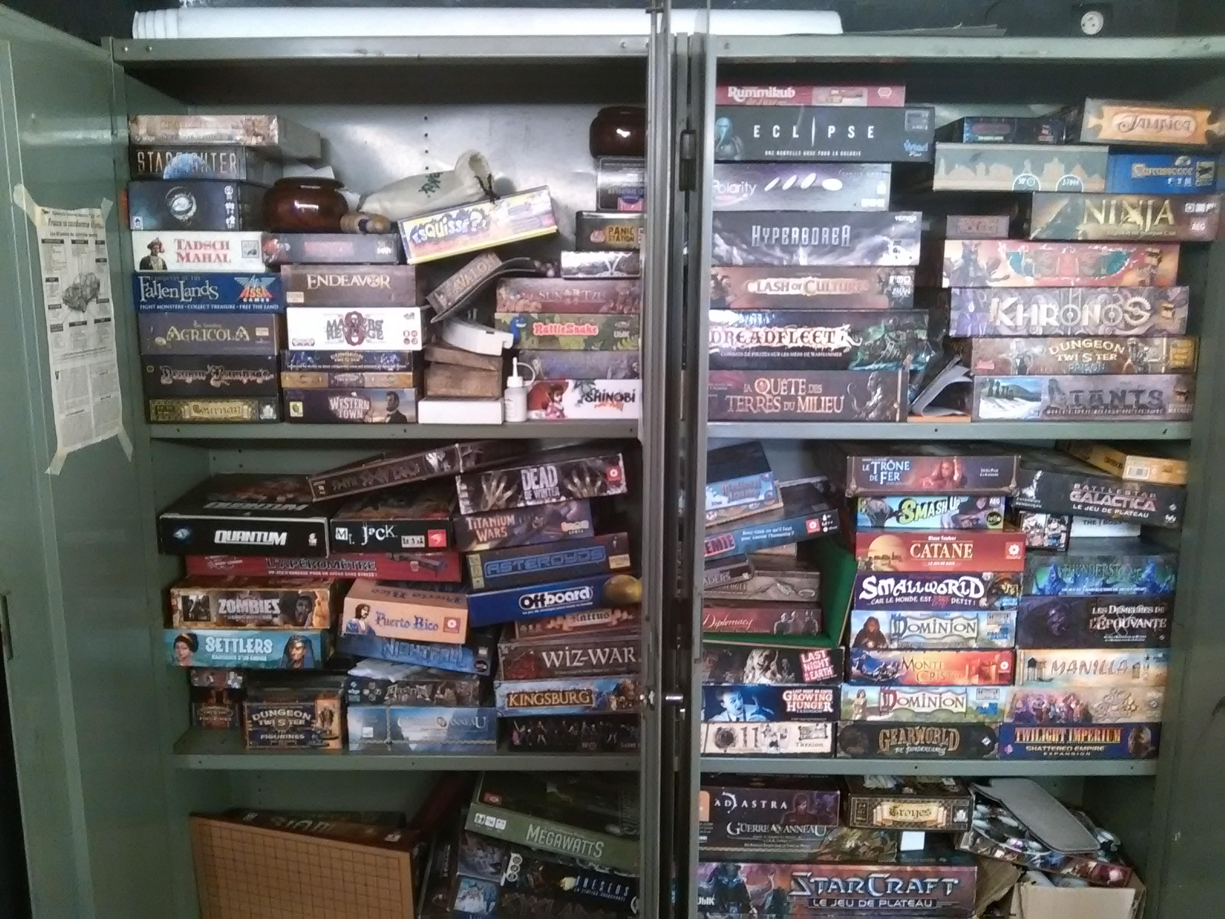 jeux sous-sol