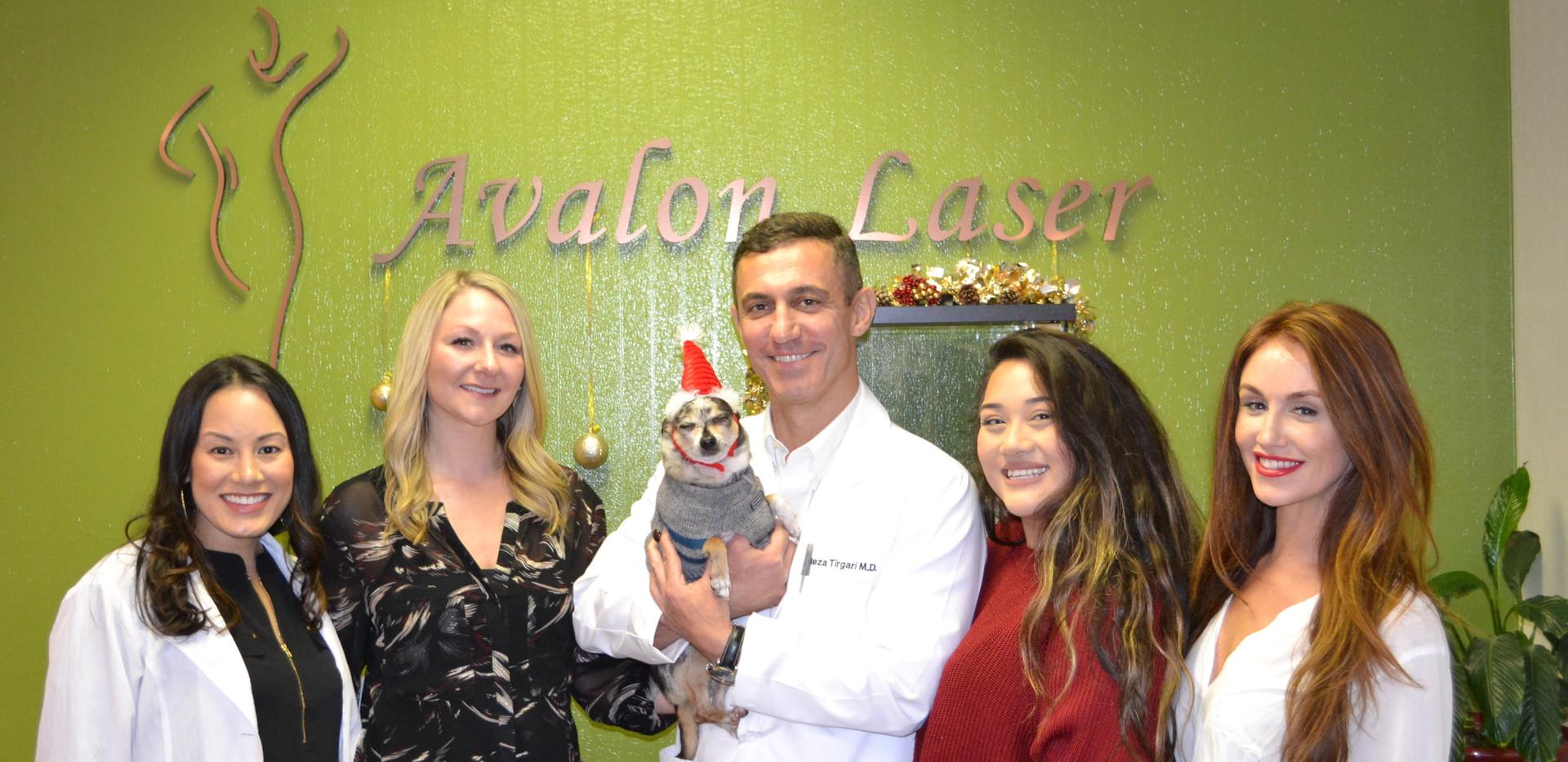 Avalon Laser Fundraiser 2018