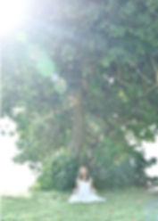 野崎友璃香 瞑想イメージ