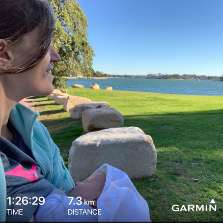 Childbirth and returning to running