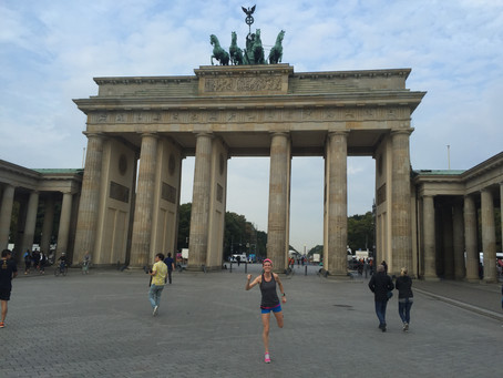Tips for planning an overseas marathon