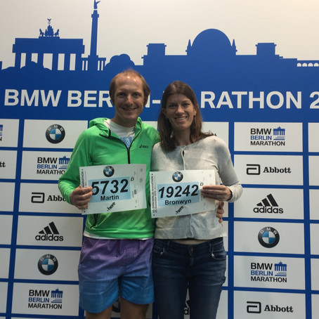 42.2 things I thought during the Berlin Marathon