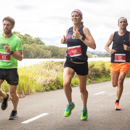 Three Bridges Marathon recap
