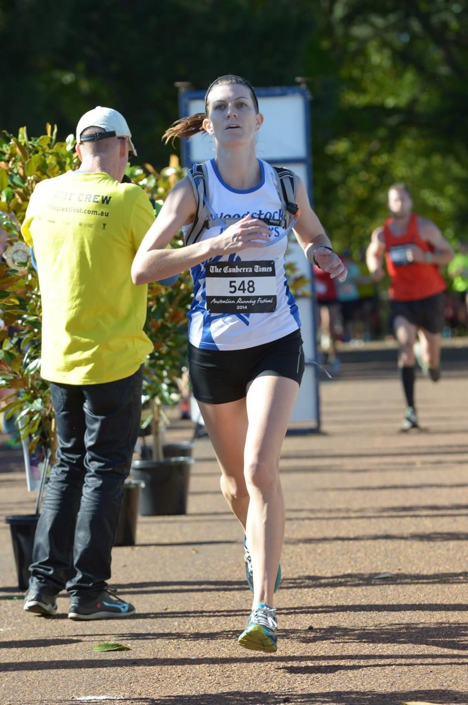 Canberra Marathon 2014