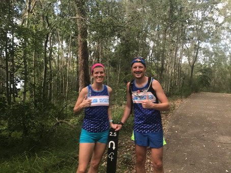 How I ran an 80km week while on holidays