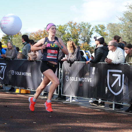Recap of the Canberra Marathon 2021