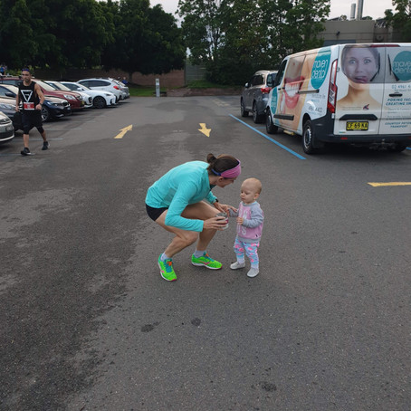 Key things I leant when returning to running after having a baby