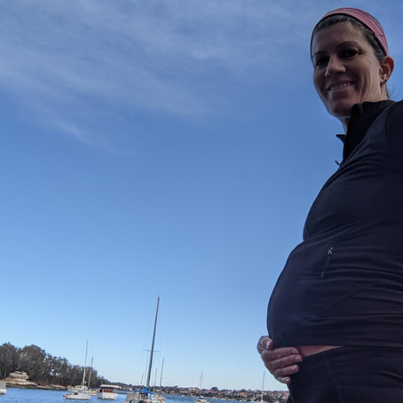 Running during pregnancy and how it's different the second time around