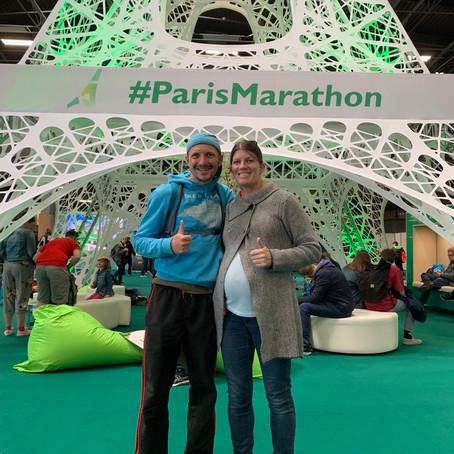 Pregnancy and the Paris marathon