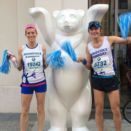 The Berlin Marathon experience (part 2)