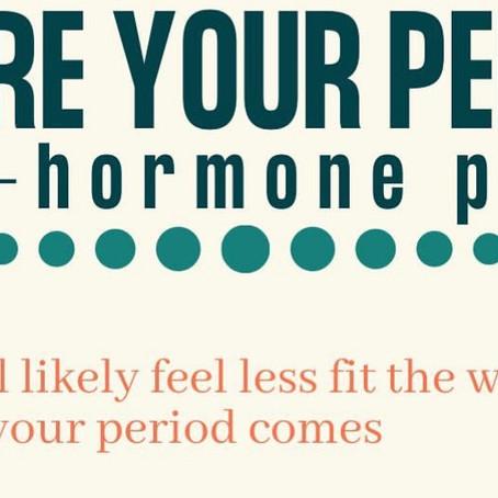 Are hormones wreaking havoc with my running??
