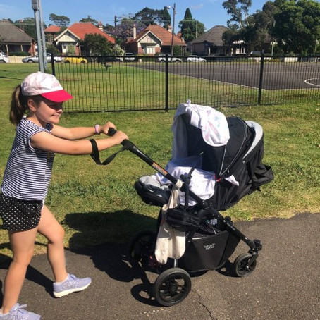Tips for returning to running after having your first baby