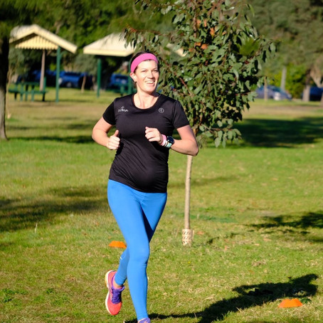 Returning to running post pregnancy – the first steps
