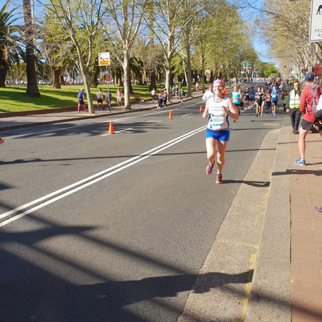 Returning to running post pregnancy – first race and testing my pelvic floor