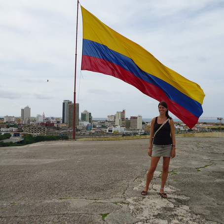 Why backpackers love Colombia