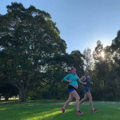 Running during pregnancy and how it's different for everyone