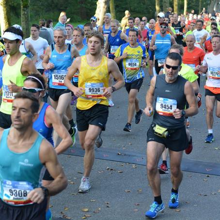 Recapping the Amsterdam Marathon